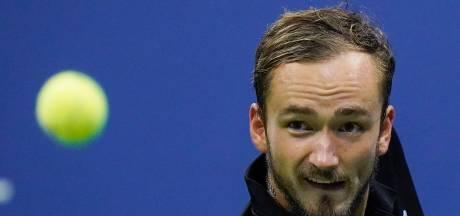 Medvedev kent slechte generale voor Roland Garros