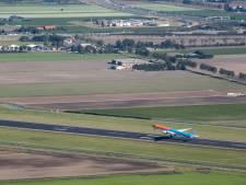 Noordenwind blijft voor vliegoverlast aan westkant Utrecht zorgen