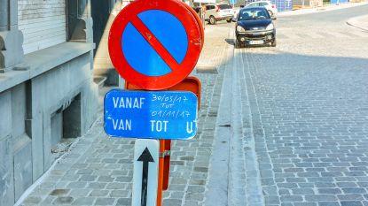 Een parkeerverbod aanvragen in Brussel? Elke gemeente plakt daar een andere prijs op