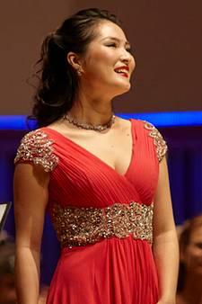 Chinese mezzosopraan wint Internationaal Vocalisten Concours van Den Bosch