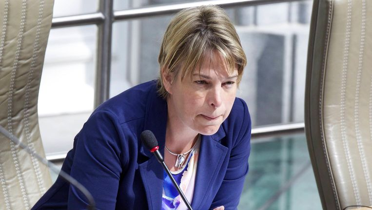 Vlaams minister van Leefmilieu Joke Schauvliege (CD&V).