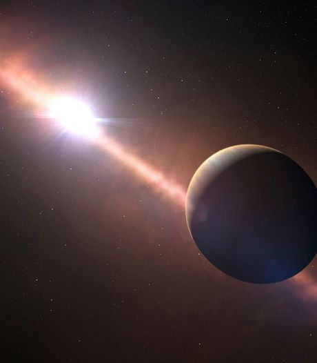 Une exoplanète de l'étoile Beta Pictoris se dévoile un peu plus