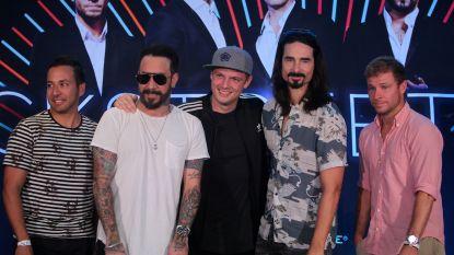 De Backstreet Boys zijn... euh... back: na 18 jaar opnieuw op nummer 1 in Amerikaanse hitlijsten