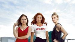 Power op het podium: festivalvrouwen Emma Bale, Natalia en Typh