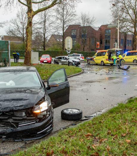 Op brokkenkruising in Nieuwegein ging het vaker mis, maar nog nooit zo erg als nu