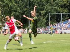 B-ploeg Ajax in Putten wekt onbegrip
