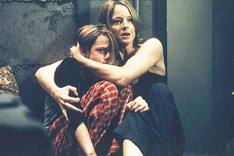 'Panic Room' met Jodie Foster is vanavond te zien op Vitaya.
