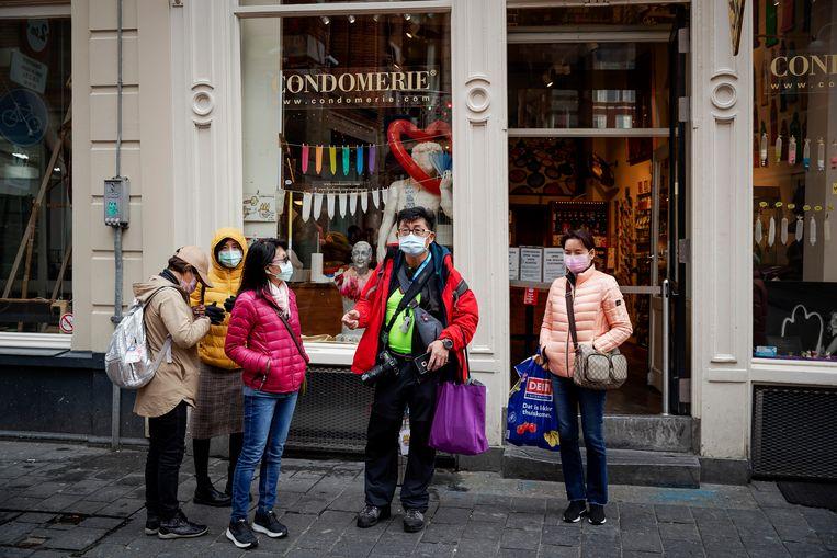 Toeristen afraden naar Amsterdam te komen, leidt er juist toe dat ze zullen komen. Beeld ANP