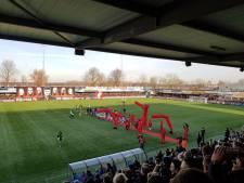 Matige Spakenburgse derby geëindigd in 1-1