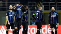Uitgeschakeld PSV stuurt Inter naar de Europa League na draw in San Siro