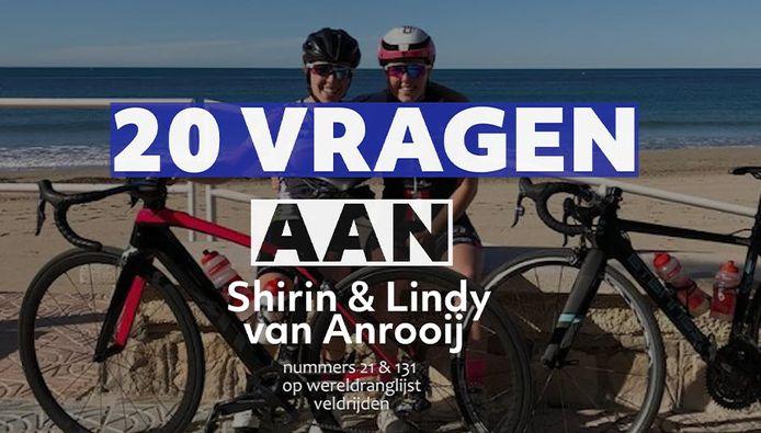 20 vragen aan... Shirin en Lindy van Anrooij.