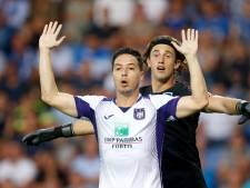 EN DIRECT: première mi-temps stérile entre Genk et Anderlecht (0-0)