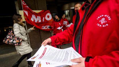 Overheidsvakbond plant staking bij Vlaamse overheid uit onvrede met plannen van Homans