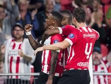 PSV dendert langs FC Utrecht en zet Ajax direct op achterstand
