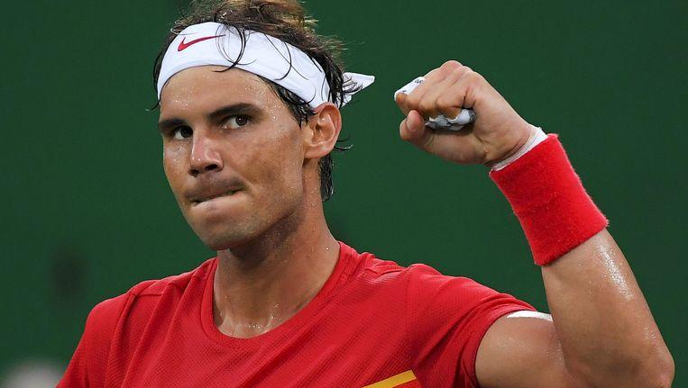 Rafael Nadal Beeld reuters