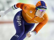 Ter Mors rijdt Nederlands record op 1000 meter, Kodaira onklopbaar