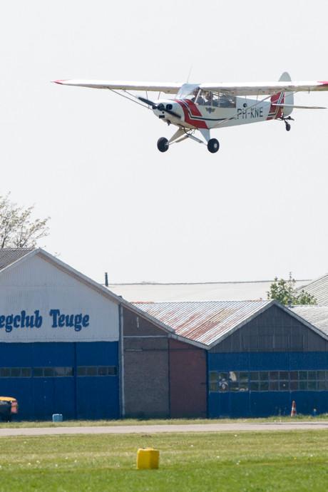 Nieuwe vliegroutes Lelystad Airport betekenen einde voor Teuge