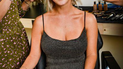 """Kat Kerkhofs (31) nu echt gelanceerd op televisie: """"Ach, een verspreking is wel rock 'n roll"""""""