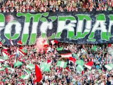 Training Feyenoord in Rome besloten, politie vreest fans