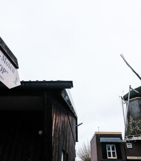 Restauratie De Hoop kost ruim 2 ton: geld voor opknap rieten kap en 'staart' van monumentale molen