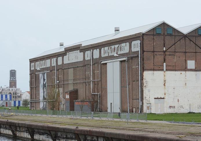 De Machinefabriek in Vlissingen.