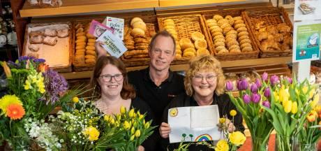 Hartverwarmend: Na roddel en achterklap wordt Bakker Kroese in Wezep bedolven onder steunbetuigingen