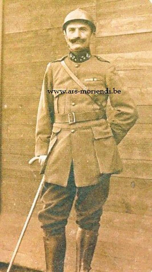 Generaal Emile Badoux.