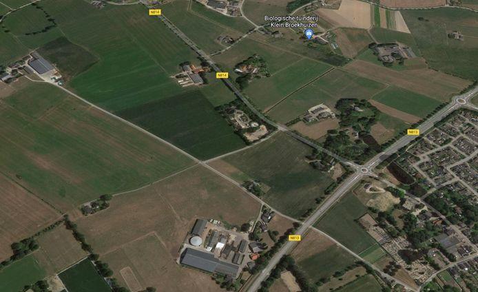 De Fokkenkamp in Wehl.