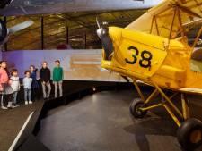 Oplossing tijdens lerarenstaking: werkplekken voor ouders bij Aviodrome