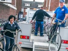 De 'teringlijers' van de Tilburgse fietsruimdienst: 'Hier hoop ik oud te worden'