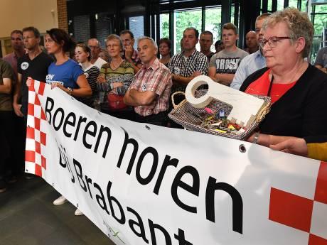 ZLTO daagt provincie voor rechter: 'Brabantse familiebedrijven komen klem te zitten'
