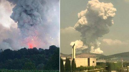 Tientallen gewonden bij grote ontploffing in Turks vuurwerkbedrijf