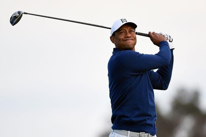 Tiger Woods komt deze week in actie bij Farmers Insurance Open in San Diego.