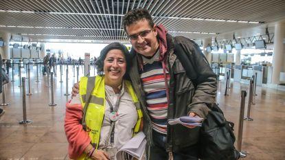 """""""Niet naar marathon van Dublin, wel die van Brussels Airport."""""""