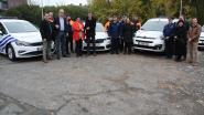 Wijkagenten van zone Polder krijgen voor het eerst elektrische wagens