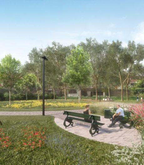 Bleekweide in Sint-Gilliskwartier verandert in stadspark