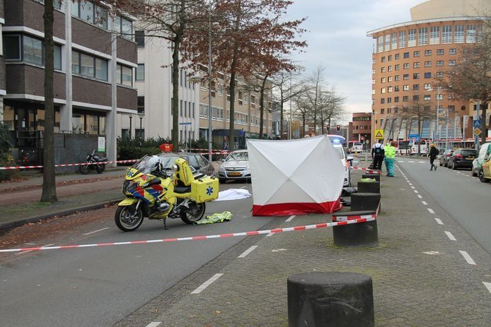 De dode man in Amersfoort had ruzie met incassobaas Cees J.