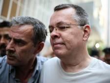 Trump valt 'profiteur' Turkije aan: over dominee Brunson wordt niet onderhandeld