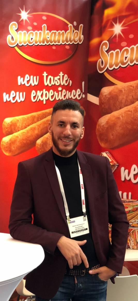 Zakaria Benhammou (29): 'Je loopt als ondernemer altijd tegen dingen aan die je van tevoren niet had zien aankomen. Maar dan is het een kwestie van niet opgeven.'
