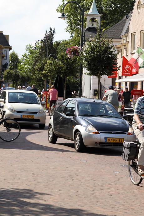 Verkeersdrukte centrum Heerde blijft onderwerp van gesprek
