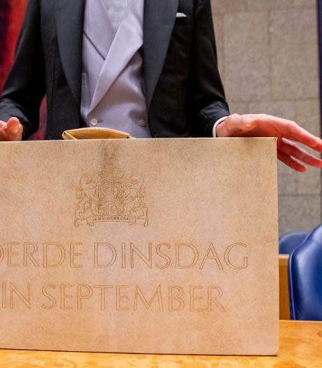 Prinsjesdagstukken uitgelekt: economie groeit volgend jaar met 3,5 procent