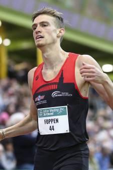 Mike Foppen start op EK cross: carrière loopt precies volgens plan