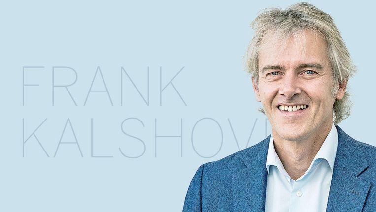 Frank Kalshoven. Beeld