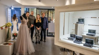 Ondernemers bundelen krachten met trouwbeurs in schaduw van winkelcentrum K