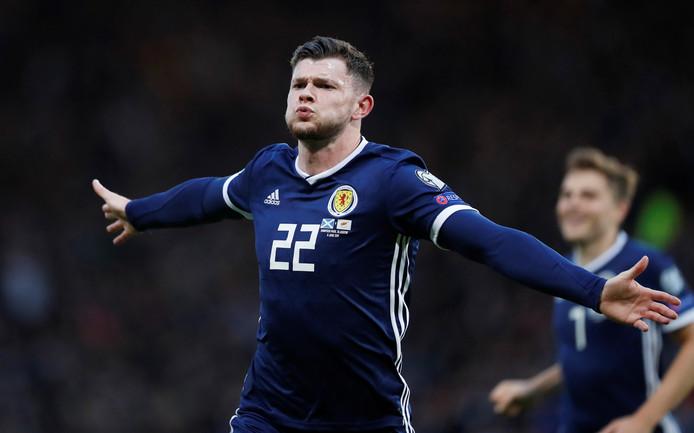 Schotland: Oliver Burke.
