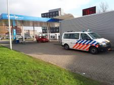 Kleine buit bij overval tankstation Zwijndrecht