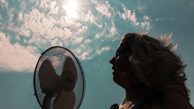 Door hittegolf augustus haalt 2020 de top 10 van warmste zomers ooit
