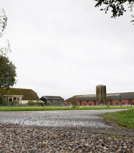Gemeentegrens flinke hobbel voor megastal Beerzerhooiweg