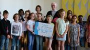 De Zonnewijzer krijgt 270 euro voor strijd tegen zwerfvuil