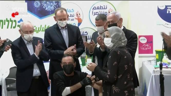 Vaccinatiecijfers leggen pijnlijke kloof Israël en Palestina bloot